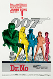 James Bond-Dr. No Prints