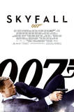 James Bond Skyfall - One Sheet Print