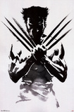 Wolverine One Sheet Movie Poster Posters
