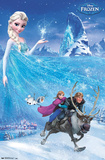 Frozen One Sheet Prints