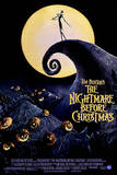 The Nightmare Before Christmas Style A1 Posters