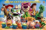 TOY STORY 3 - Cast Prints