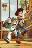 Toy Story 3 - Race! Posters