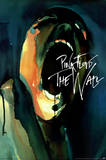 Pink Floyd (The Wall, Screaming Face) Music Poster Print Prints