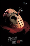 Friday the 13th - Mask Posters