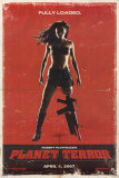Grindhouse- Planet Terror Posters