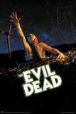 The Evil Dead Movie Poster Poster
