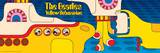 The Beatles - Yellow Submarine Music Poster Posters