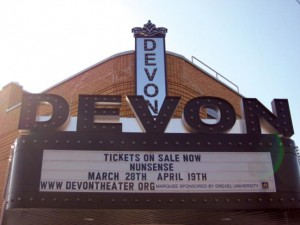 Devon Theater Grand Reopening